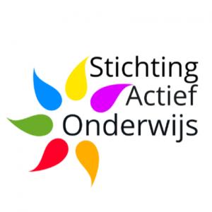 St. Actief Onderwijs logo